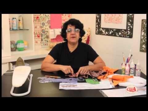 Alciana Rossi faz um centro de mesa com as réguas de abóbora e de outuno.