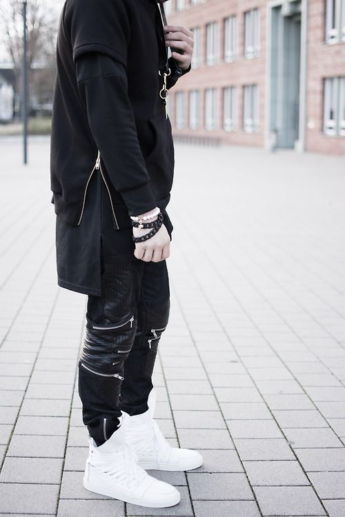 "menlovefashiontoo: ""maisonobscurite: ""hyper-than-hype: ""•Dope Blog• Hyper-Than-Hype "" Follow Overdeauxis/Maison Obscurite, the new blog after been deleted! "" Quality Men's Bracelets"""