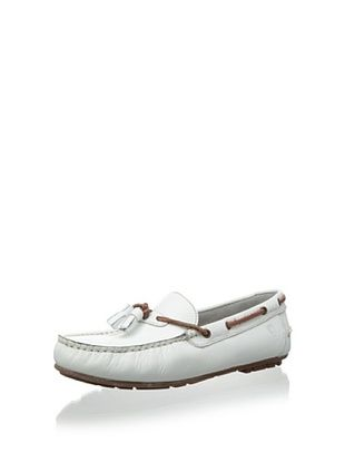 W.A.G. Kid's Loafer with Tassel (Blanco)