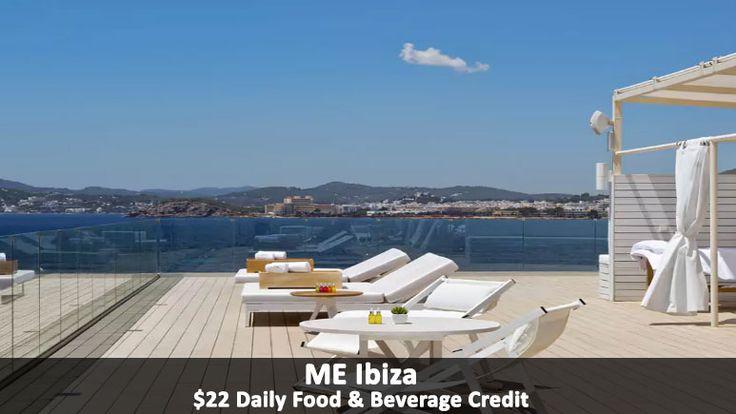 ME Ibiza - https://traveloni.com/vacation-deals/me-ibiza/ #ibiza #melia #spain #traveloni