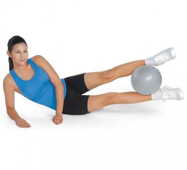 Ejercicios de pilates para piernas