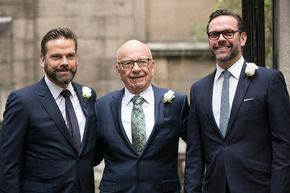 """21st Century Fox CEO James Murdoch wrote in a memo Thursday that President Trump's reaction to the violence at a white supremacist rally in Charlottesville last weekend should """"concern all of us as Americans and free people,"""" and shared that he and his wife Kathryn will donate $1 million to the Anti-Defamation League. Murdoch, whose father is conservative media mogul Rupert Murdoch, said he doesn't usually """"offer running commentary on current affairs"""" but was so di..."""