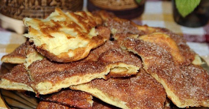 Ropogós cukorlepény, a spanyol zsidók finomsága