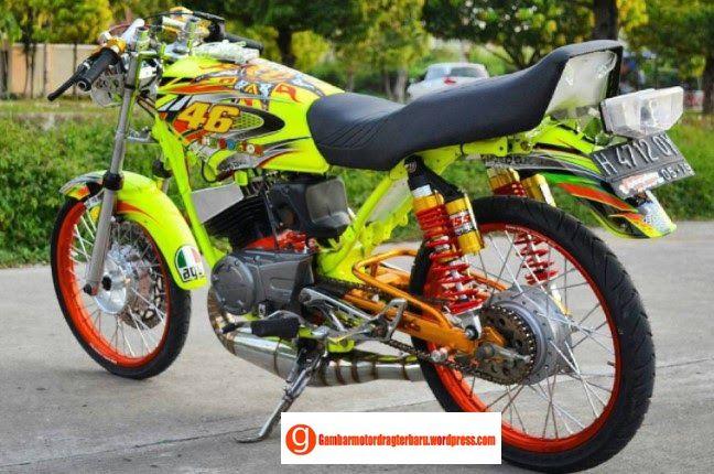 Gambar Motor King 45 Gambar Drag Bike Motor Rx King Terbaru Foto