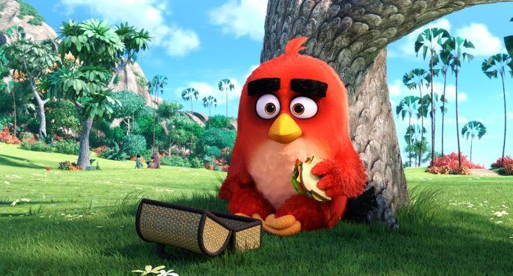 Confira o primeiro teaser do filme de Angry Birds!