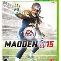 Madden NFL 15 - Xbox 360 http://themarketplacespot.com/wp-content/uploads/2015/10/51GrKcO1z8L-200x200.jpg   Madden NFL 15 - Xbox 360   Read  more http://themarketplacespot.com/madden-nfl-15-xbox-360/  Visit http://themarketplacespot.com to read more on this topic