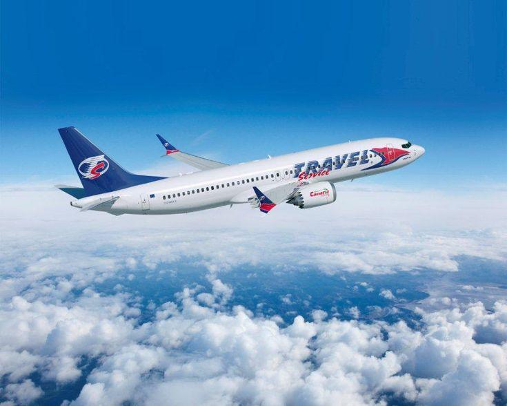 Travel Service Finalises 737 MAX Order via @aeroaustralia