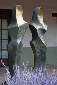 Allan Houser Art | Allan Houser Sculpture at the Santa Fe Convention Center