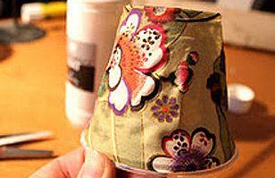Low Cost decoration: guirnaldas de luces con vasos plásticos | Manualidades y Artesanía