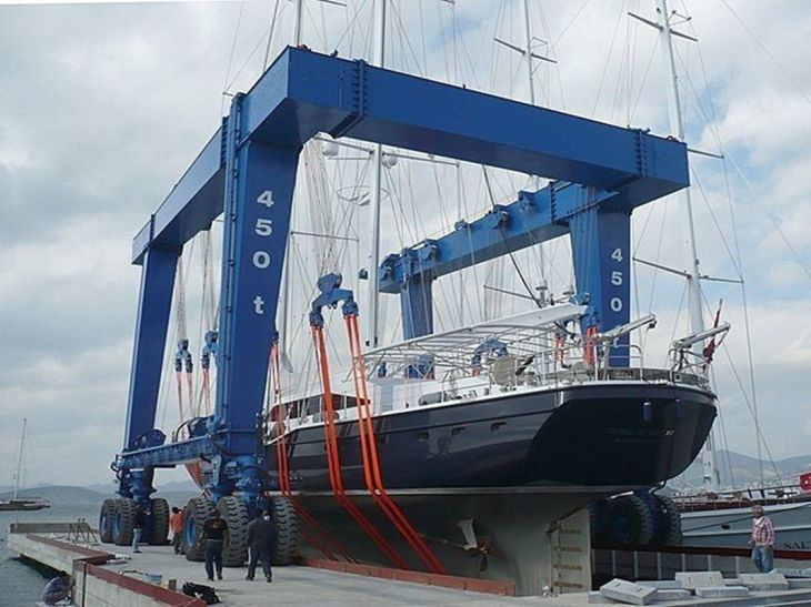Boat Crane Manufacturers and Suppliers - Customized Products - JINRUI