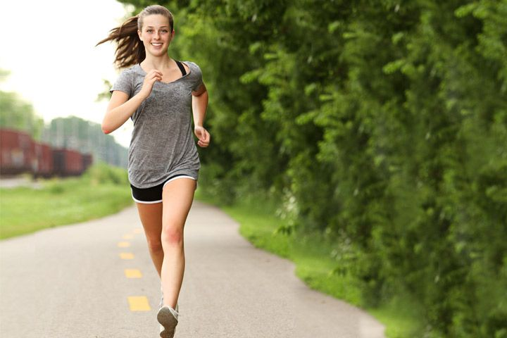 5 Effective Exercises For Teenagers To Lose Weight