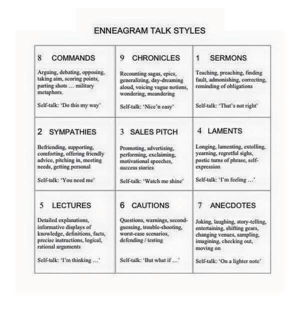 enneagram type 4 and 7 relationship book