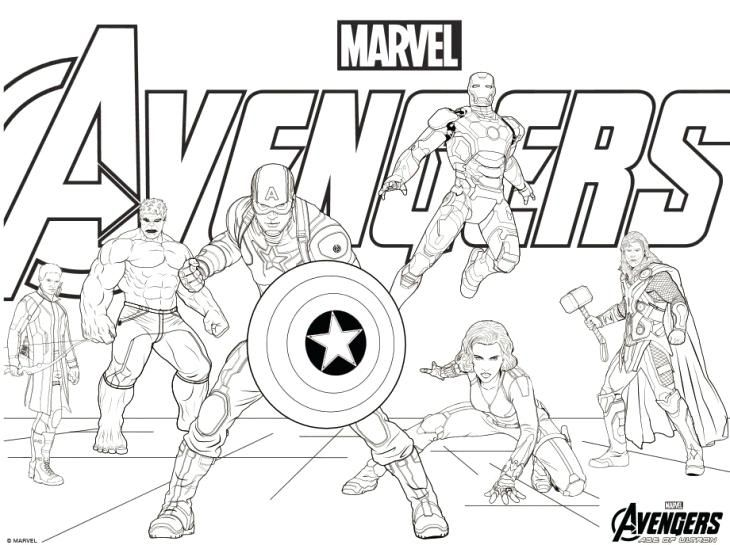 Grab Your Fresh Coloring Pages Marvel Download Http Www