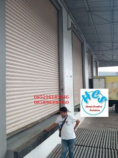 service rolling door dan folding gate
