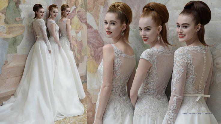 Collezione 2014 Abiti da Sposa Atelier Aimée Montenapoleone