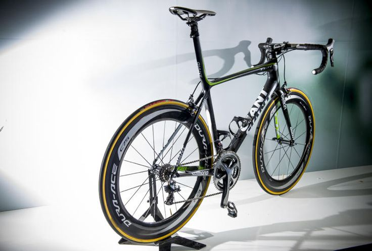 Gallery: The pro bikes of Eurobike 2013 Review - Bauke Mollema's Belkin Giant TCR