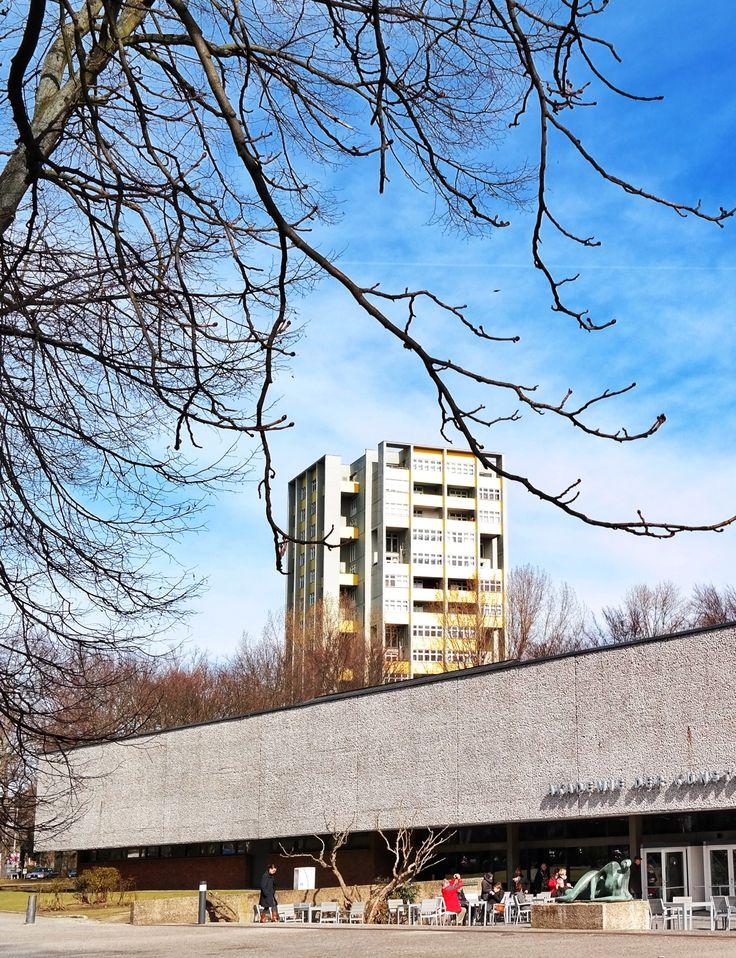 Akademie der Künste - Hansaviertel (Berlin)