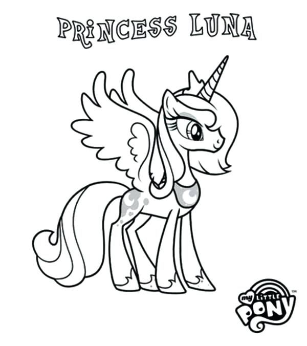 Princess Luna Coloring Pages Best Coloring Pages For Kids My Little Pony Coloring My Little Pony Printable My Little Pony Baby