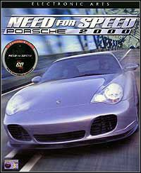 Need for Speed: Porsche Unleashed (PC) okładka