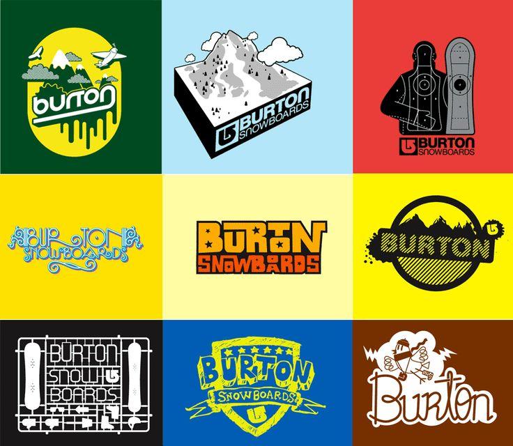 Burton illustrations 2005