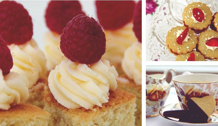 Afternoon tea at Ariel House