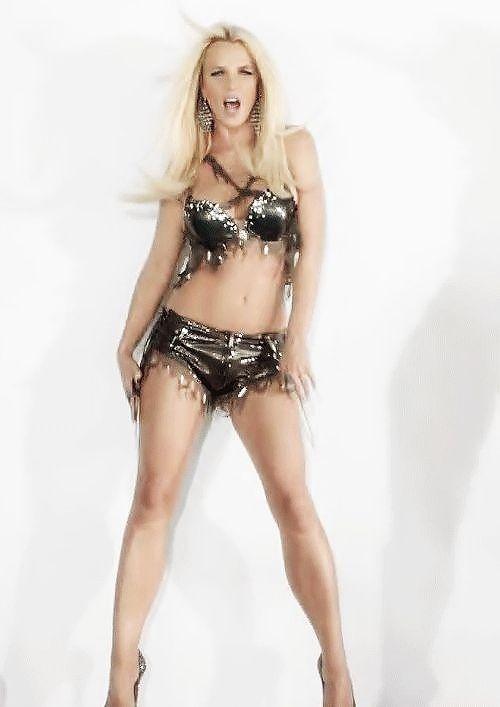 Britney spears work bitch uncensored version 9