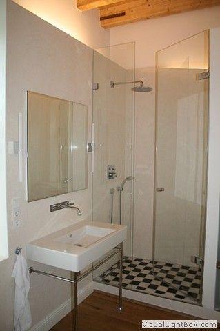 30 best Badezimmer images on Pinterest Bathrooms, Bathroom and - fliesenspiegel küche höhe
