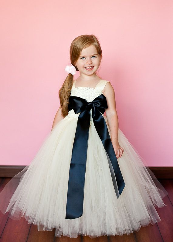 20 OFF with code SAVEME20 Flower Girl Tutu by TheLittlePeaBoutique, $105.00