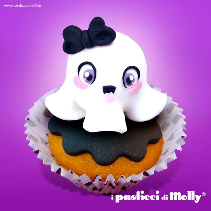 27 best images about sweet boss on pinterest lace for Halloween mini cupcake decorating ideas