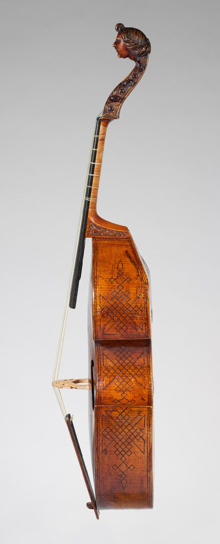 Richard Meares: Viola da Gamba (Viol) (1982.324) | Heilbrunn Timeline of Art History | The Metropolitan Museum of Art