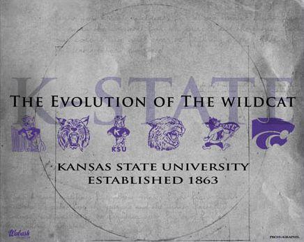Kansas State University Football Logo