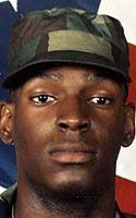 Army Staff Sgt. Damion G. Campbell  Died August 26, 2005 Serving During Operation Enduring Freedom  23, of Baltimore; assigned to the 1st Battalion, 508th Infantry Regiment, Vicenza, Italy; killed Aug. 26 when an improvised explosive device detonated near his Humvee during a combat patrol in Khayr Kot, Afghanistan.