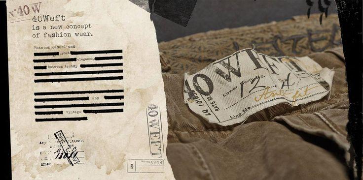 I tessuti #40weft, qualità assoluta dei materiali e la cura eccellente dei dettagli #details #fashion