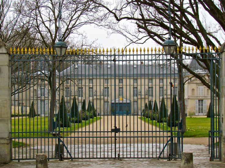 Chateau Malmaison, Rueil Malmaison, France, demeure de Josephine de Beauharnais et epouse de Napoleon 1er Empereur de France.