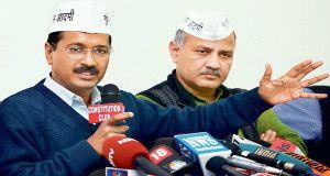 Shiv Sena calls Arvind Kejriwal 'mad', 'circus ringmaster #Kejriwal #AAP