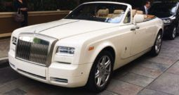 A Rolls Royce Drophead rental is currently available in Los Angeles at Regency Car Rentals. Guaranteed best price in Southern California.