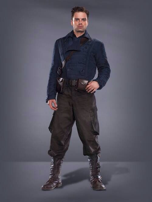 Sebastian Stan.. Bucky Barnes | Celebrities | Pinterest ...