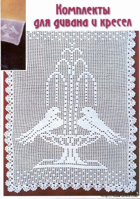 1003 Best Obrazy Images On Pinterest Crocheting Cross