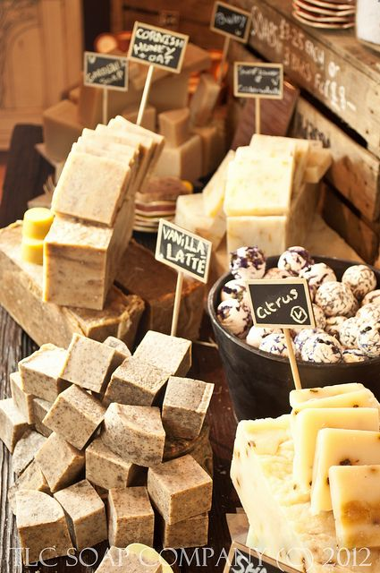 rustic soap displays - Google Search