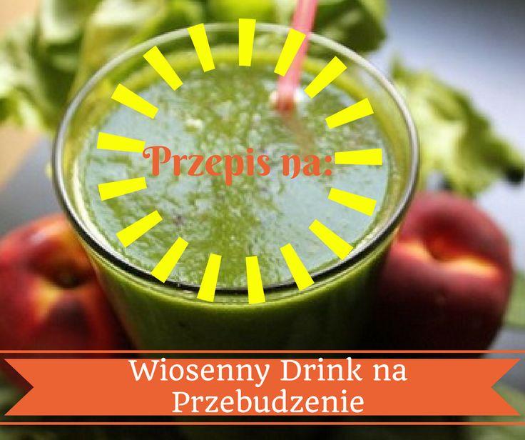 Kliknij po przepis na: Wiosennie Zielony Drink na Przebudzenie >>  http://www.mapazdrowia.pl/przepisy/wiosenny-drink-na-przebudzenie/