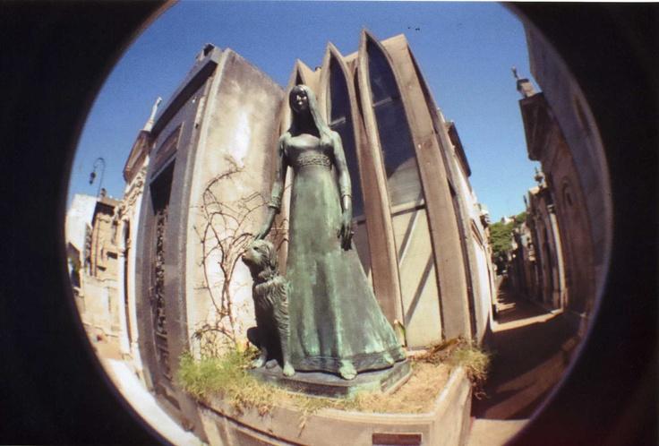 Cementerio La Recoleta / Buenos Aires