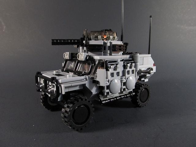 Somertek 'Bulldog' ACV- turrent variant