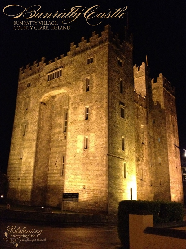 Bunratty Castle, Country Clare, Ireland