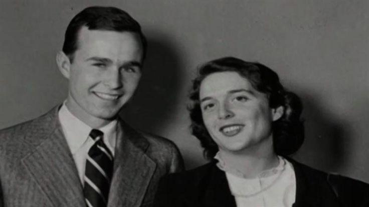 George and Barbara - Google Search