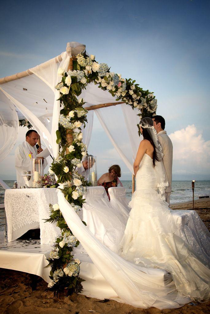 Matrimonio Catolico En La Playa Colombia : Best images about ideas boda playa on pinterest