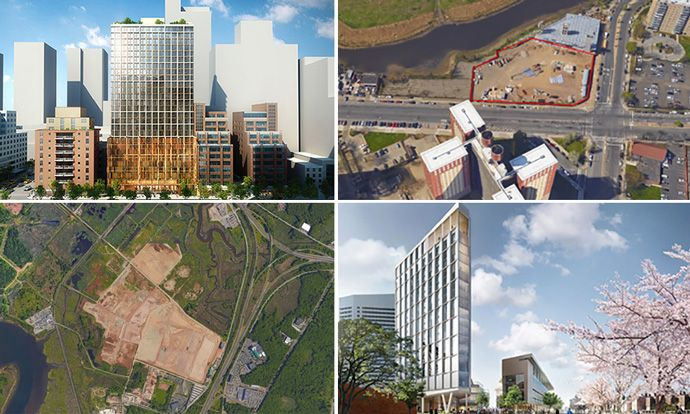 Take a look below for a rundown of the biggest permits filed in April for NYC real estate projects. https://therealdeal.com/2017/06/15/the-top-10-biggest-real-estate-projects-coming-to-nyc-2/#utm_sguid=154141,6477ee99-cbd6-0fbb-e4f7-ee3a9c2ae826