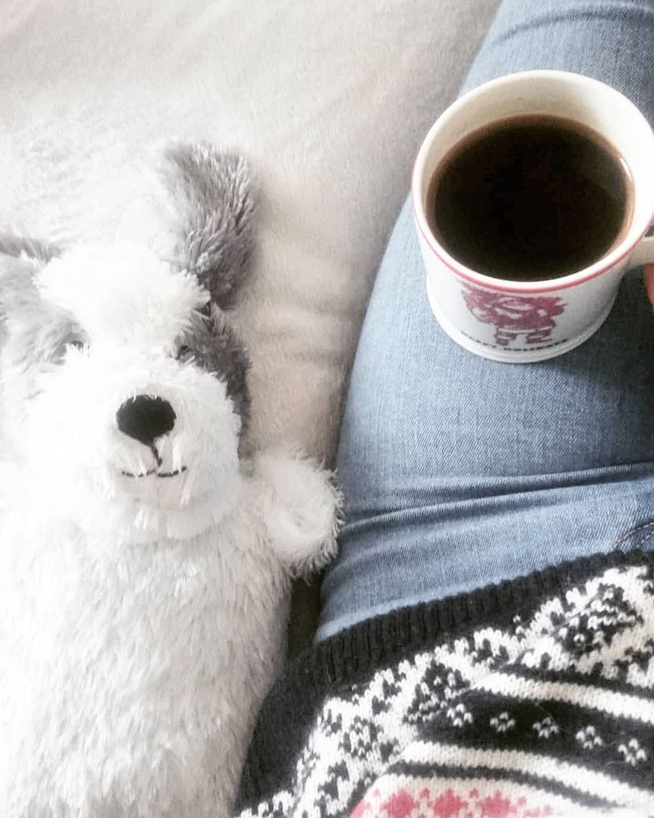 Oficjalnie zaczęłam swoją przerwę świąteczną.  Co oznacza że od teraz będzie mnie więcej w internetach i że będę musiała codziennie rano znajdować w sobie motywację do pisania esejów. Jest super! Tego mi właśnie było trzeba.  #christmas #christmassweater #sweather #coffee #coffeetime #coffeelover #blackcoffee #christmasmug #cosytime #lazy #afternoon #christmastime #christmasbreak #picoftheday #essentials #bed #zima #winter #kawa #grudzień #igers #igerslondon #blog #blogerka #instamood