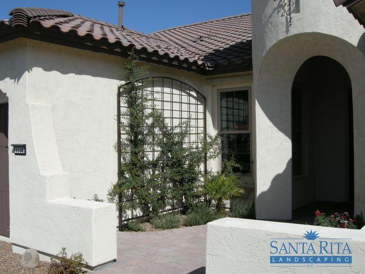 Custom Residential - Santa Rita Landscaping