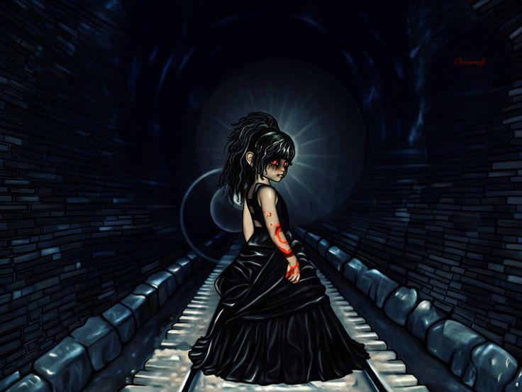 The Choice Of Lucy by OnurahArt.deviantart.com on @DeviantArt