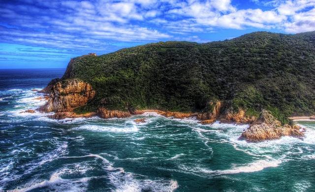 Knysna Heads, South Africa
